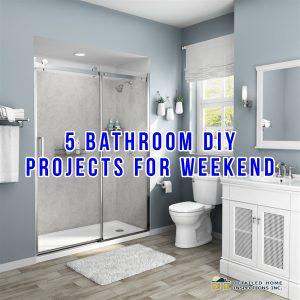 Bathroom DIY Projects