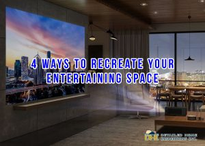Entertaining Space
