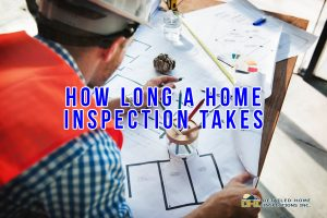 how long does a home inspection take