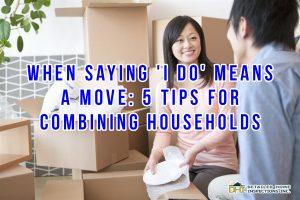 Combining Households